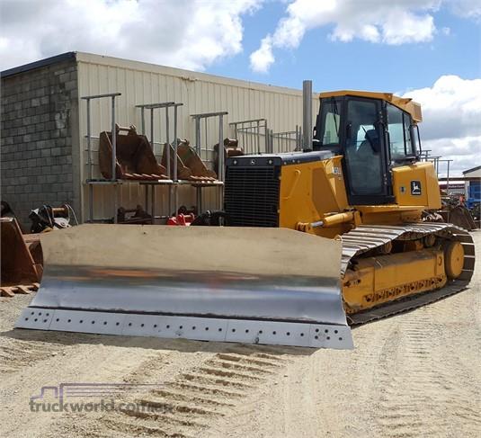 2012 Deere 850J WLT - Heavy Machinery for Sale