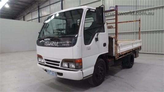 1995 Isuzu NKR 200
