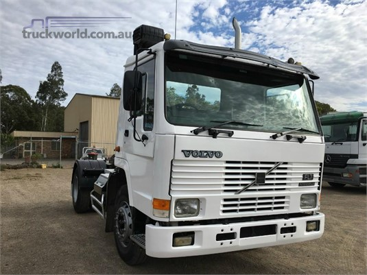 1993 Volvo FL7 Coast to Coast Sales & Hire - Trucks for Sale