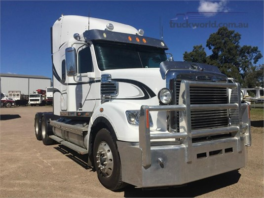2012 Freightliner Coronado  122 Coast to Coast Sales & Hire - Trucks for Sale