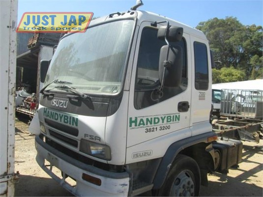 2003 Isuzu FSR Just Jap Truck Spares  - Wrecking for Sale