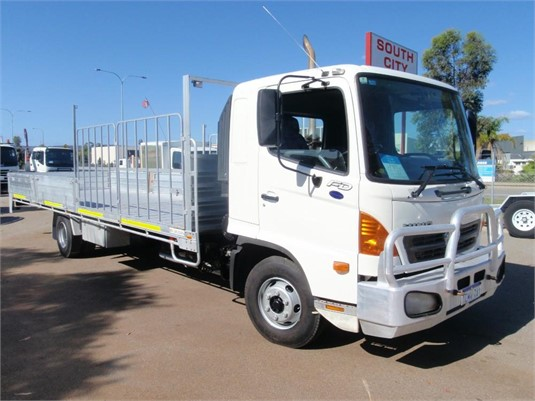 2007 Hino 500 Series 1124 FD Long - Trucks for Sale