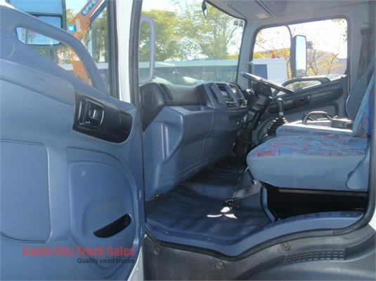 2007 Hino 500 Series 1124 FD Long South City Truck Sales - Trucks for Sale