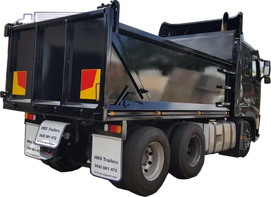2018 HRS Tipper Bodies - Truckworld.com.au - Trailers for Sale