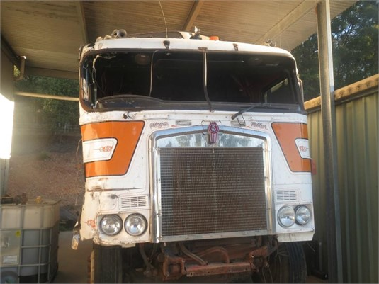 2007 Kenworth K104B - Wrecking for Sale