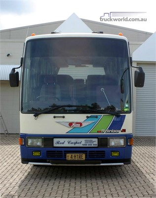 1989 Hino Bus Bill Slatterys Truck & Bus Sales - Buses for Sale