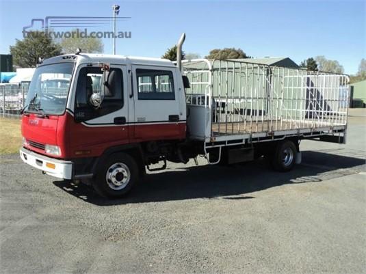 2000 isuzu frr 550 crew 4x2 truck for sale tarrant machinery in new