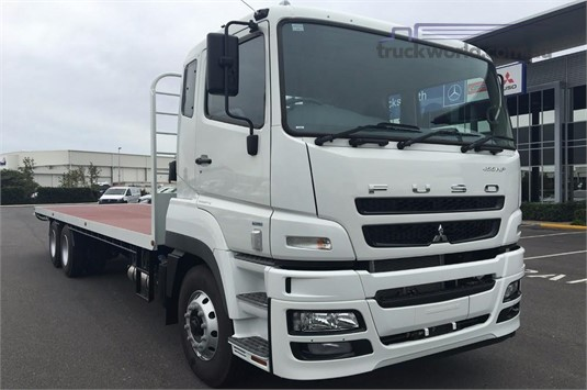 2017 fuso fv54 heavy duty table tray top truck for sale daimler trucks perth in western. Black Bedroom Furniture Sets. Home Design Ideas