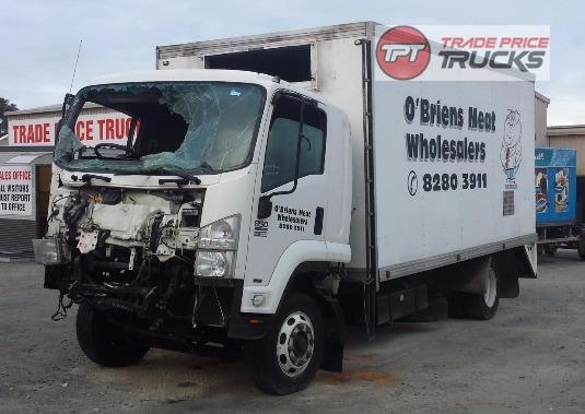 2009 Isuzu FSR Trade Price Trucks - Trucks for Sale