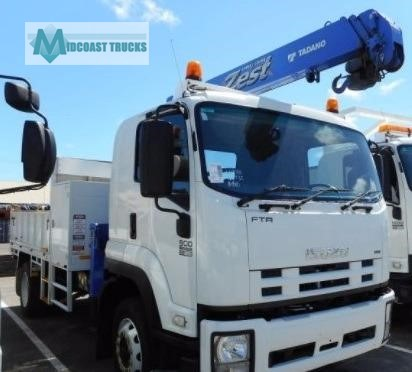 2010 Isuzu FTR 900 Midcoast Trucks - Trucks for Sale