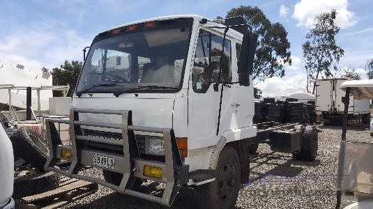1988 Mitsubishi FK415 - Wrecking for Sale
