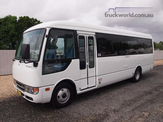 2017 Fuso Rosa Standard Auto 25 Seats - Buses for Sale