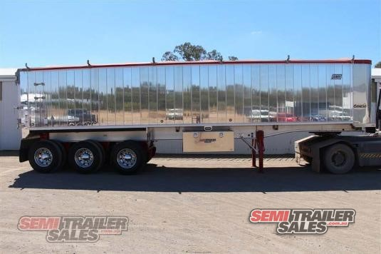 2016 East Chassis Tipper Semi Trailer Sales - Trailers for Sale