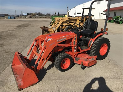 KUBOTA B2920 Auction Results - 17 Listings | TractorHouse