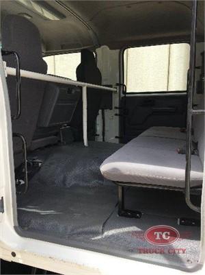 2008 Isuzu FRR 600 Crew Truck City - Trucks for Sale
