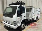 2007 Isuzu NPR 300 Service Vehicle