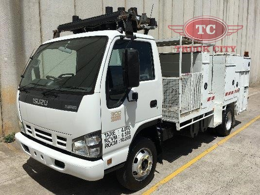 2007 Isuzu NPR 300 Truck City - Trucks for Sale