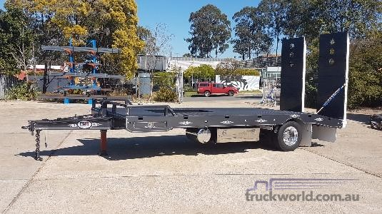 2019 FWR Elite Single Axle Tag Trailer Trailers for Sale