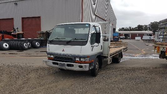1999 Mitsubishi Fuso CANTER FE637 - Trucks for Sale