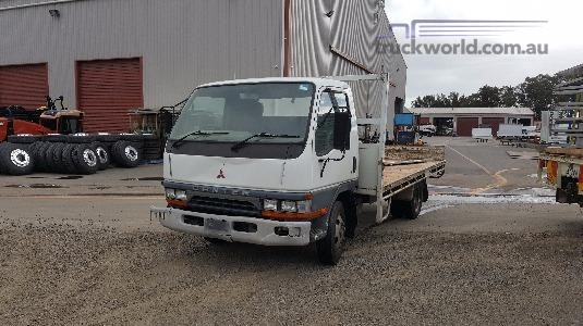 1999 Mitsubishi Canter FE637 Wrecking for Sale