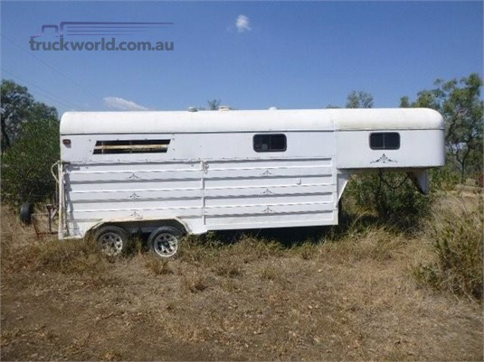 50f15552d2 1993 Custom Horse Float Horse Float Trailers trailer for sale Western ...