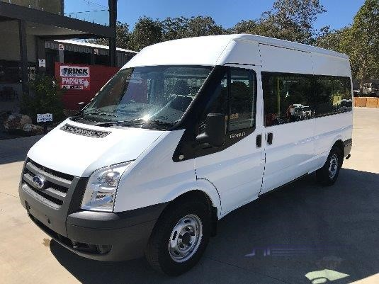 Niesamowite 2011 Ford Transit Camper Truck truck for sale Taree Truck Centre in KR76