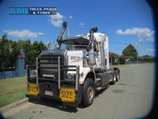 2008 Western Star 4800FX Constellation GDR Truck Parts - Wrecking for Sale