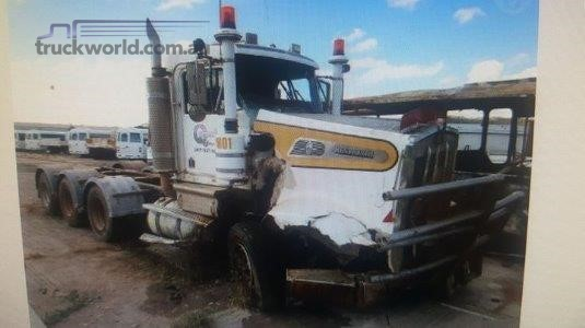 2008 Kenworth T908 - Wrecking for Sale