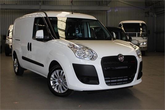 22bdbf0034 2015 Fiat Doblo Maxi - Truckworld.com.au - Light Commercial for Sale