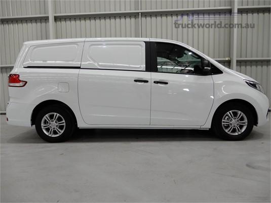a0367c49c54d20 2016 Ldv G10 Refrigerated Van Van light commercial for sale National Light  Commercials in Victoria