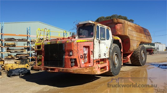 2014 Sandvik TH663i - Heavy Machinery for Sale