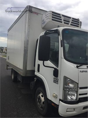 2010 Isuzu NPR 400 - Truckworld.com.au - Trucks for Sale