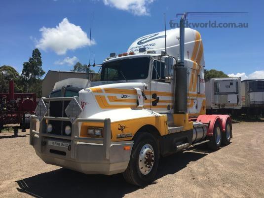 1993 Kenworth T600 Coast to Coast Sales & Hire - Trucks for Sale