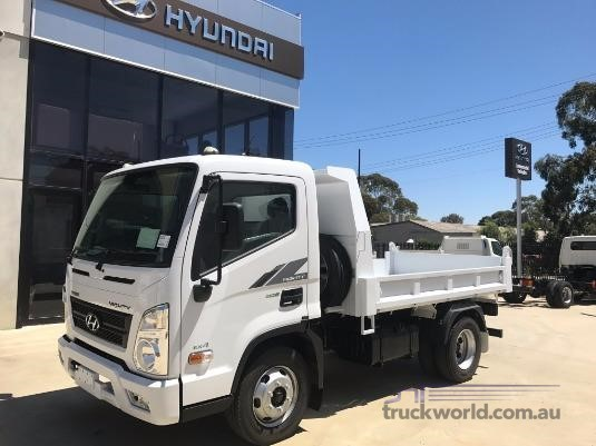 2017 Hyundai Mighty EX4 SWB Factory Tipper AD Hyundai Trucks & Commercial Vehicles - Trucks for Sale