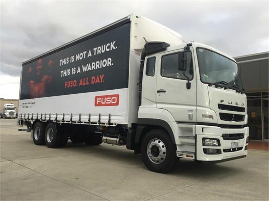 2017 Mitsubishi Fuso FV54 - Trucks for Sale