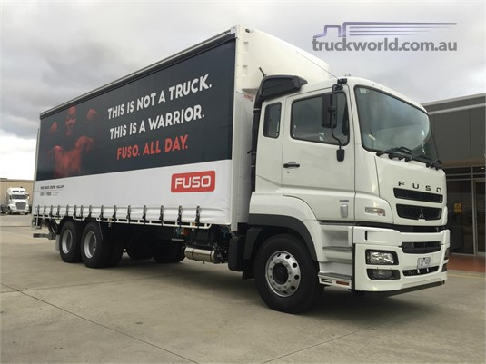 2017 Fuso FV54 400hp AMT Air Suspension - Trucks for Sale
