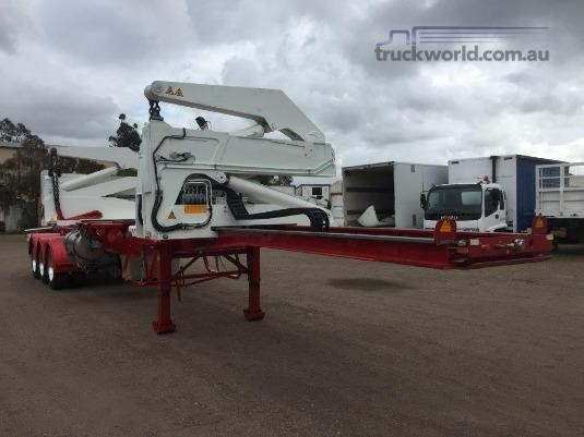 2020 Steelbro St3 Container Side Loader Coast to Coast Sales & Hire - Trailers for Sale