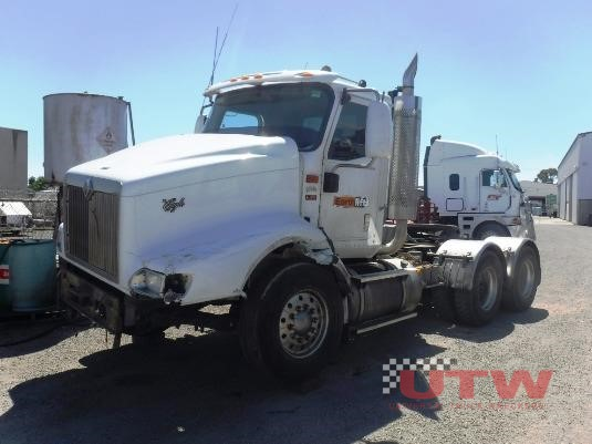 2009 International 9200i Eagle Universal Truck Wreckers - Wrecking for Sale