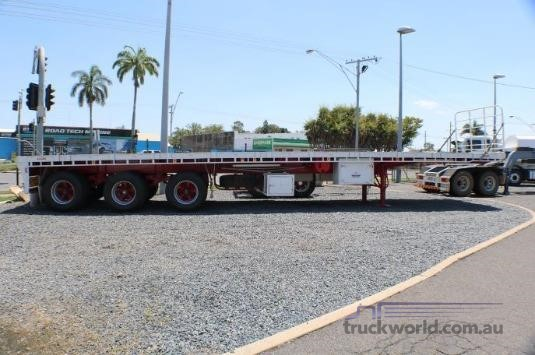 2014 Moore Flat Top Trailer Trailers for Sale