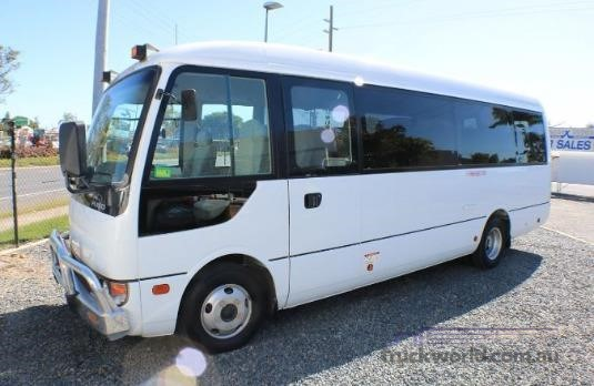 2013 Fuso Rosa Deluxe 21 Seats Buses for Sale