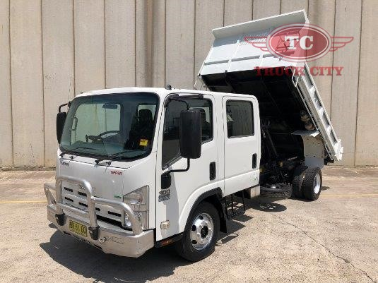 2012 Isuzu NPR 300 Factory Tipper Truck City - Trucks for Sale