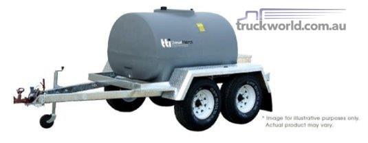 2017 Transtank DieselPatrol 1000L Trailers for Sale