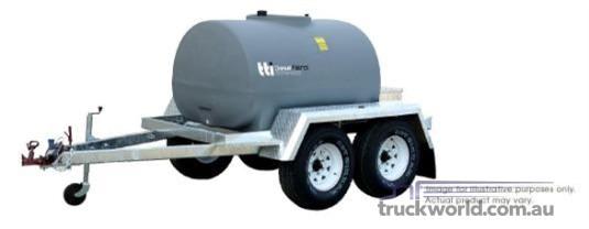 2017 Transtank DieselPatrol 2000L Trailers for Sale