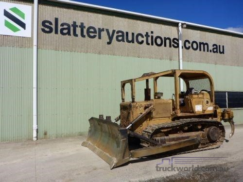 Dresser TD15C Dozers heavy machinery for sale Slattery Auctions