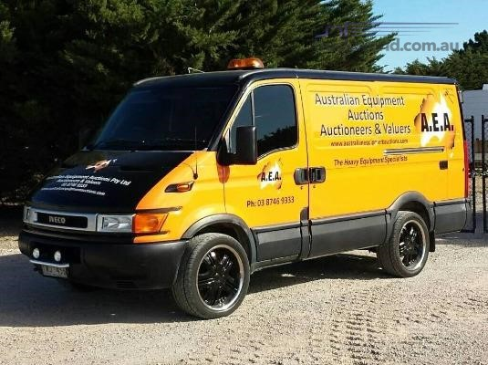 d961fd7f10 2004 Iveco Daily Van light commercial for sale Australian Equipment ...