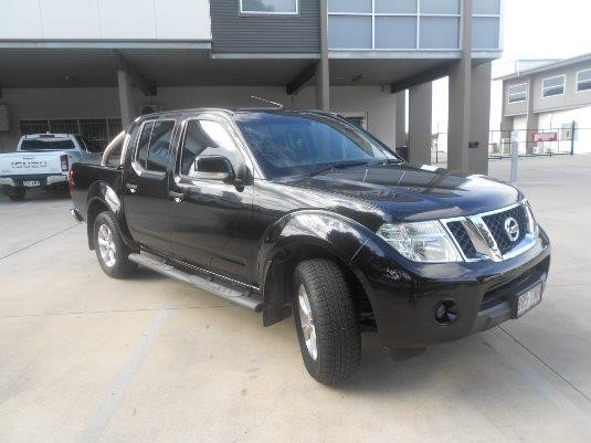 2013 Nissan Navara D40 ST (4x4) - Light Commercial for Sale