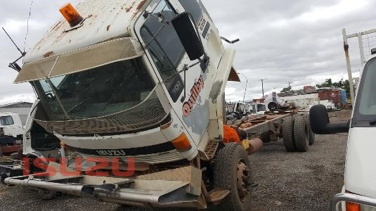 1992 Isuzu FVR Used Isuzu Trucks - Trucks for Sale