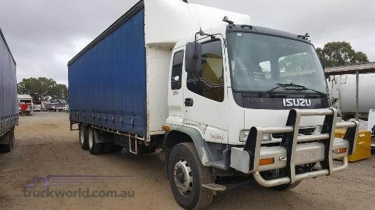 1998 Isuzu FVM 1400 Wrecking for Sale