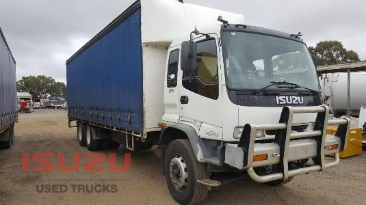 1998 Isuzu FVM Used Isuzu Trucks - Trucks for Sale
