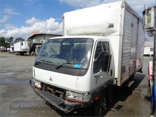 25c49856dd 2001 Mitsubishi Canter Wrecking Trucks wrecking for sale Wanless ...